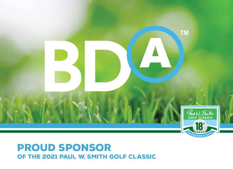 BDA Sponsor Ad