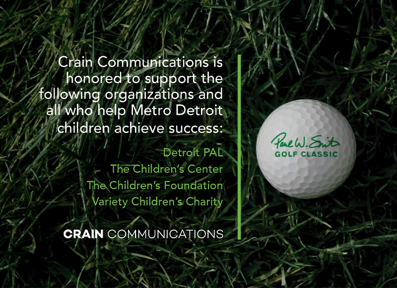 Crain sponsor ad