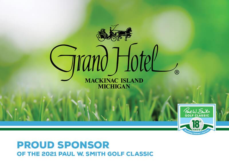 Grand Hotel sponsor ad