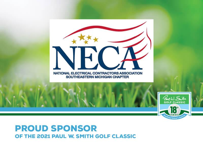 NECA sponsor ad