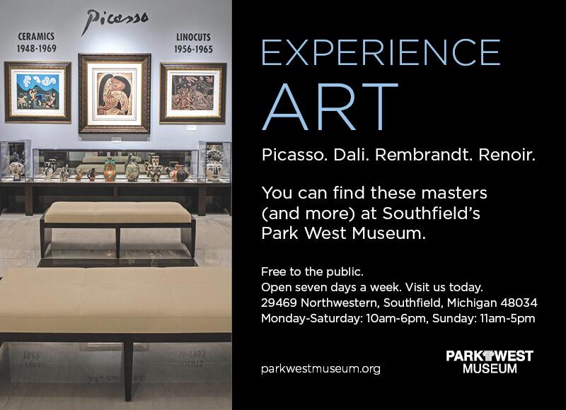Park West sponsor ad