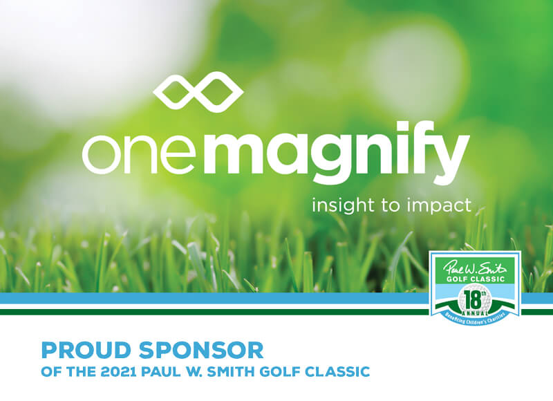 One Magnify ad sponsor